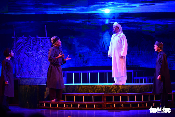 Trăm năm cải lương xúc động đêm diễn tôn vinh thầy Ba Đợi - Ảnh 21.