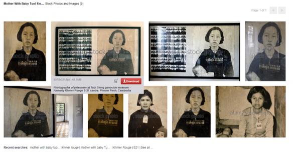 Bán ảnh nạn nhân diệt chủng Khmer Đỏ, tiền đã cao hơn đạo đức? - Ảnh 1.