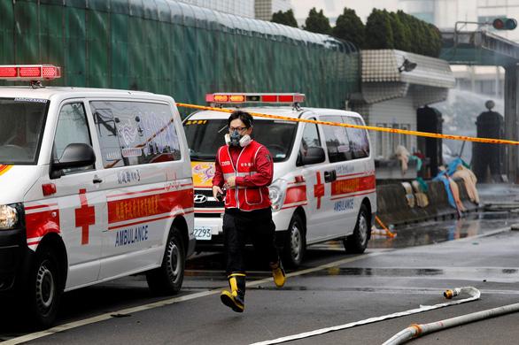 Cháy lớn tại nhà máy ở Đài Loan có nhiều lao động Việt Nam - Ảnh 3.