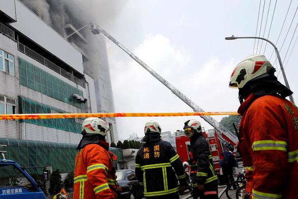 Người Việt ở Đài Loan kêu gọi hỗ trợ công nhân gặp nạn - Ảnh 1.