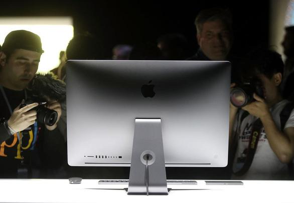 Apple sẽ dùng chip 'nhà làm' từ năm 2020 - Ảnh 1.