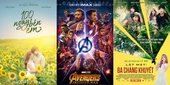 Đừng để Avengers giết chết phim Việt ngay trên sân nhà - Ảnh 3.