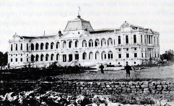 Đọc lịch sử thăng trầm 150 năm của Hội trường Thống Nhất - Ảnh 2.