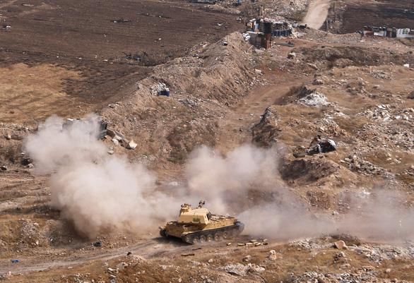 Syria thông báo 26 binh sĩ thiệt mạng do không kích của kẻ thù - Ảnh 1.