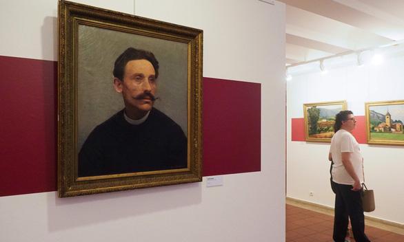 Thảm họa khi bảo tàng Pháp phát hiện trưng bày 80 bức tranh giả  - Ảnh 1.