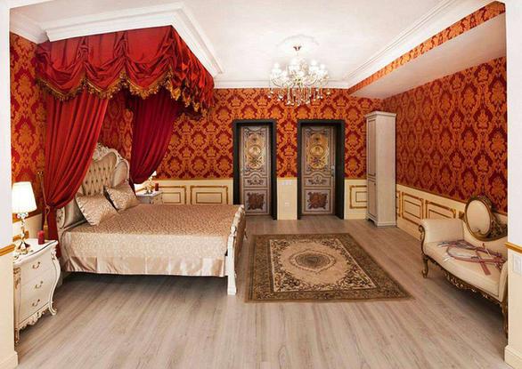 Khách sạn tình yêu cho những cặp đôi thăng hoa ở Ukraine - Ảnh 3.
