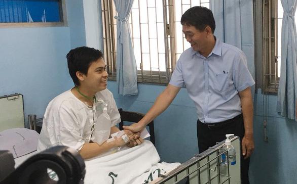 Vụ cháy chung cư tại Bangkok: Các nạn nhân người Việt bắt đầu xuất viện - Ảnh 1.
