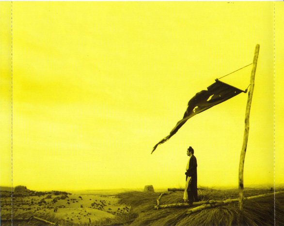 Khi Vương Gia Vệ mượn kiếm hiệp để kể chuyện diễm tình - Ảnh 4.