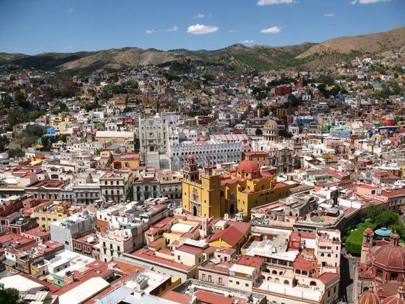 10 thành phố Mexico được UNESCO công nhận là di sản - Ảnh 2.