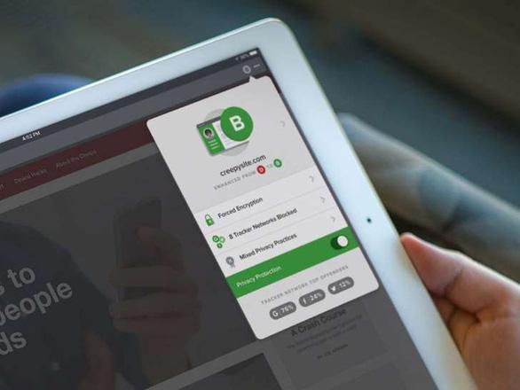 Bảo vệ dữ liệu cá nhân bằng tiện ích mở rộng trình duyệt web - Ảnh 1.