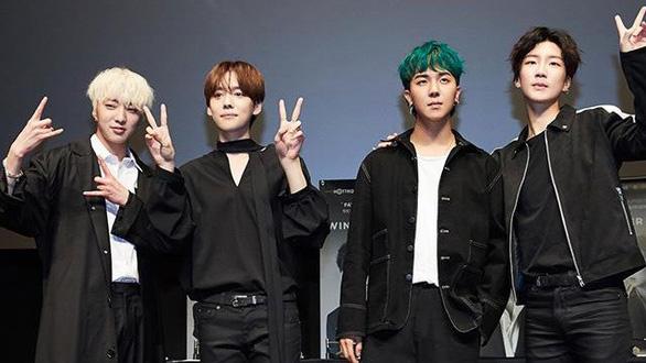 Everyd4y của WINNER đứng đầu 6 bảng xếp hạng chính của K-pop - Ảnh 4.