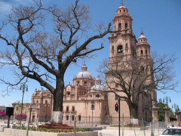 10 thành phố Mexico được UNESCO công nhận là di sản - Ảnh 4.