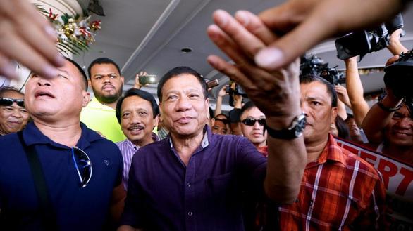 Công ty Cambridge Analytica đã giúp ông Duterte thắng cử? - Ảnh 1.