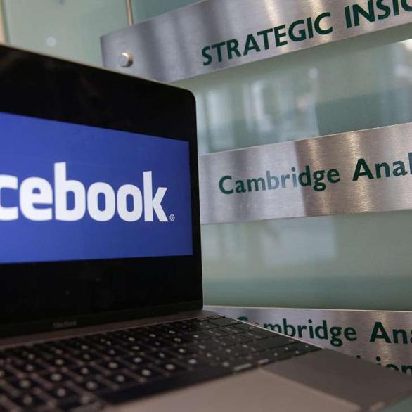 Công ty Cambridge Analytica giải thể thành… công ty khác? - Ảnh 1.