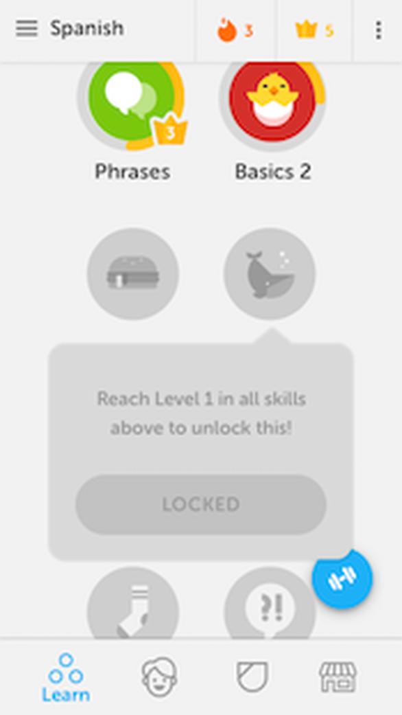 Duolingo thay đổi cấu trúc bài học mới, nhiều thách thức hơn - Ảnh 1.