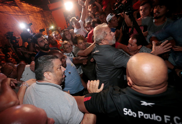 Cựu tổng thống Brazil sẽ ở tù như thế nào? - Ảnh 2.