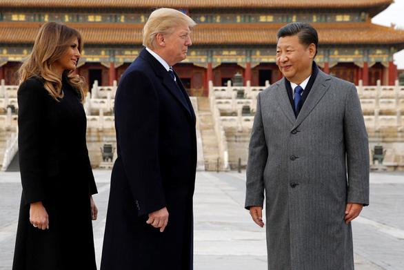 Ông Trump: Trung Quốc sẽ gỡ bỏ hàng rào thuế quan thương mại - Ảnh 2.