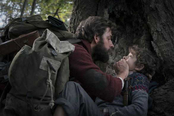 Phim kinh dị A Quiet Place áp đảo doanh thu phòng vé thế giới - Ảnh 1.