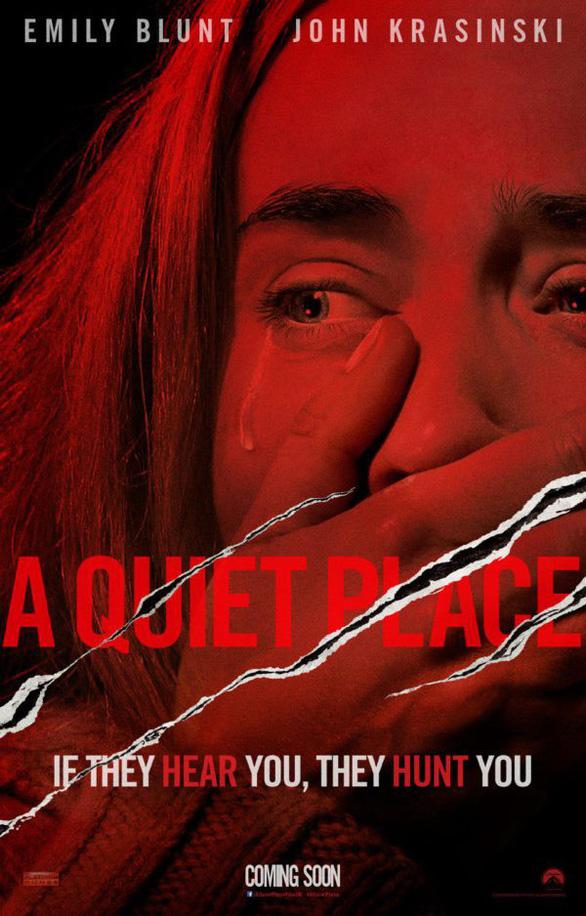 Phim kinh dị A Quiet Place áp đảo doanh thu phòng vé thế giới - Ảnh 7.