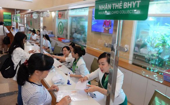Bộ Y tế phản bác hai công văn không phù hợp của BHXH Việt Nam - Ảnh 1.