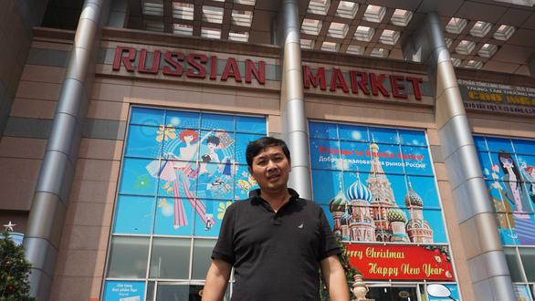 Chợ Nga trong lòng Sài Gòn - Ảnh 1.