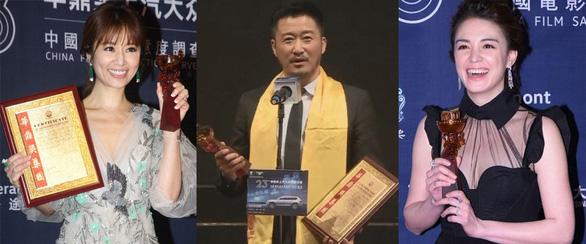 Lâm Tâm Như, Ngô Kinh... đoạt giải Hoa Đỉnh 2018 - Ảnh 1.