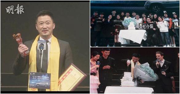 Lâm Tâm Như, Ngô Kinh... đoạt giải Hoa Đỉnh 2018 - Ảnh 10.