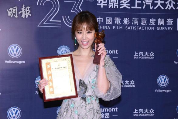 Lâm Tâm Như, Ngô Kinh... đoạt giải Hoa Đỉnh 2018 - Ảnh 9.