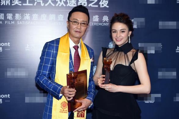 Lâm Tâm Như, Ngô Kinh... đoạt giải Hoa Đỉnh 2018 - Ảnh 7.