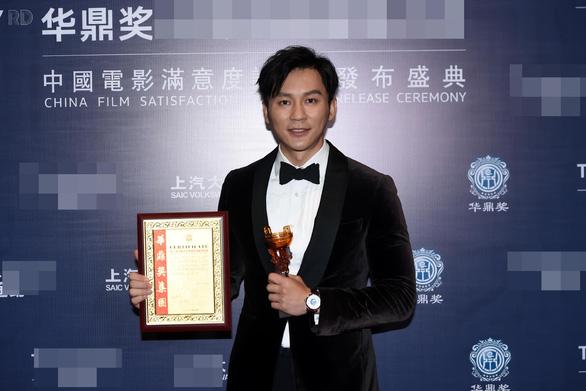 Lâm Tâm Như, Ngô Kinh... đoạt giải Hoa Đỉnh 2018 - Ảnh 6.