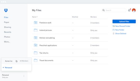 So sánh 2 ứng dụng lưu trữ đám mây phổ biến: Google và Dropbox - Ảnh 4.