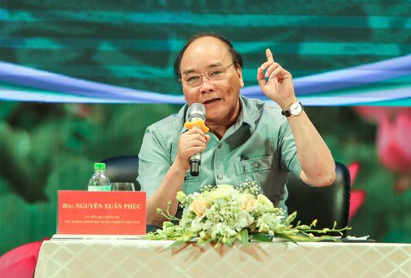 Thủ tướng đối thoại: Người Nhật thích bắp cải, su hào Hải Dương - Ảnh 3.