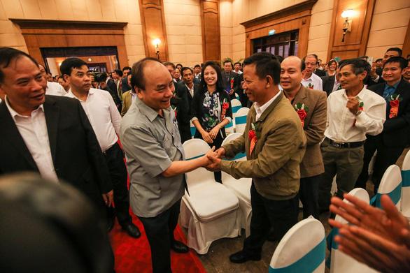 Thủ tướng đối thoại: Người Nhật thích bắp cải, su hào Hải Dương - Ảnh 7.