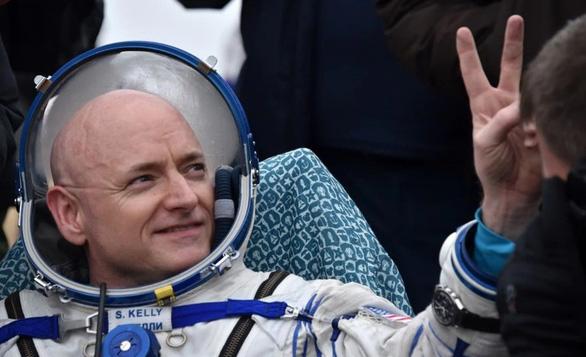 Cậu học trò dở ẹc thành phi hành gia ISS ra sao? - Ảnh 1.