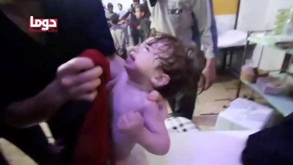 Sân bay Syria bị tấn công bằng tên lửa - Ảnh 3.