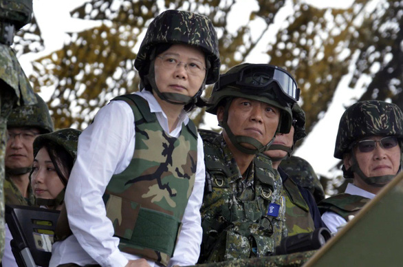 Mỹ - Trung căng thẳng thương mại, Đài Loan lo ôm hậu quả - Ảnh 1.