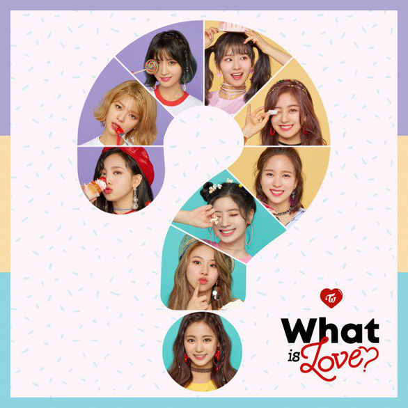 TWICE gây sốt với mini album nhạc K-pop của Park Jin-young - Ảnh 2.