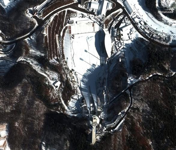 Ngắm ảnh vệ tinh các địa điểm Olympic mùa đông Pyeongchang - Ảnh 6.