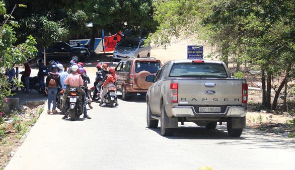 Khu du lịch lập BOT thu mỗi khách ra đảo 30.000 đồng - Ảnh 1.