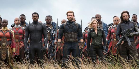 Điện ảnh Hàn, Trung tìm cách chặn cơn lốc Avengers: Infinity War - Ảnh 1.