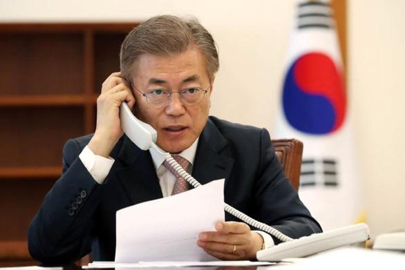 Hàn Quốc nhờ xác minh Triều Tiên đóng cửa bãi thử hạt nhân - Ảnh 1.
