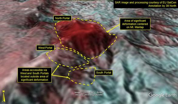 Hàn Quốc nhờ xác minh Triều Tiên đóng cửa bãi thử hạt nhân - Ảnh 3.
