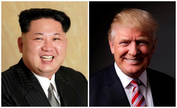Đài CNN: ông Trump sẽ gặp Kim Jong Un ở Bàn Môn Điếm, bên phần đất Triều Tiên - Ảnh 1.