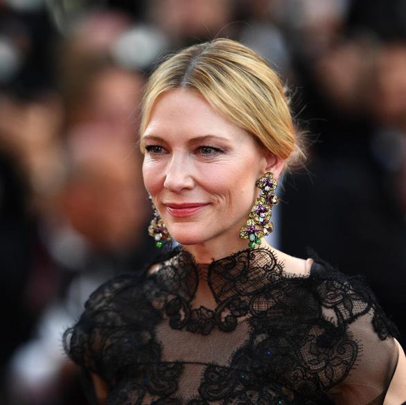 Cành Cọ Vàng 24 carat và 71 bộ nữ trang cho Cannes lần thứ 71 - Ảnh 4.