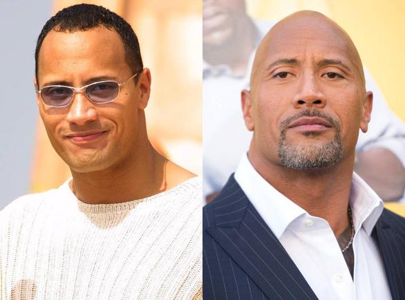 Với The Rock, Vin Diesel, Bruce Willis... thì hói vẫn rất đẹp - Ảnh 2.