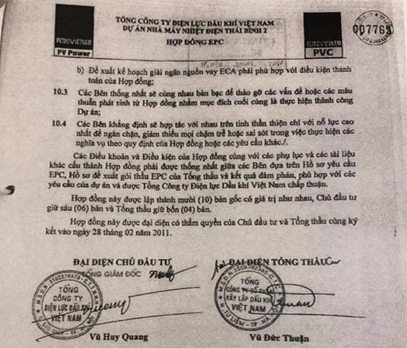 Phúc thẩm ông Đinh La Thăng: Soạn sẵn hợp đồng tỉ đô mời PVC ký! - Ảnh 2.