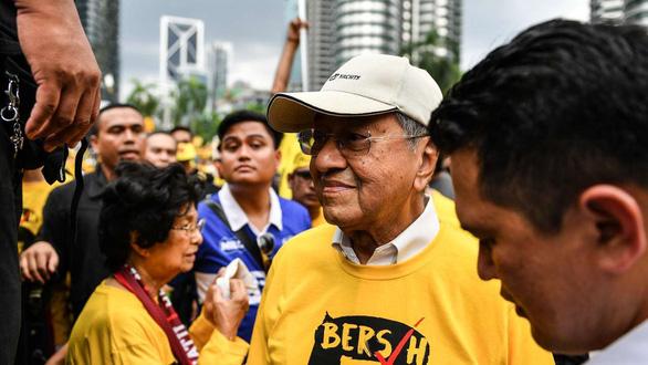 Bí mật trường thọ của thủ tướng 92 tuổi ở Malaysia - Ảnh 4.