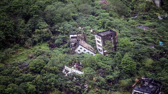 10 năm trận động đất Tứ Xuyên, tang thương còn đó - Ảnh 1.