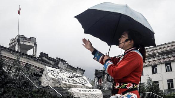 10 năm trận động đất Tứ Xuyên, tang thương còn đó - Ảnh 3.