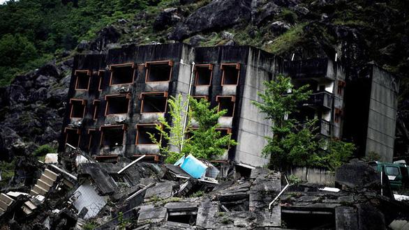 10 năm trận động đất Tứ Xuyên, tang thương còn đó - Ảnh 4.